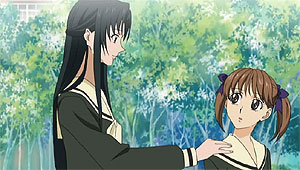 Yumi and Kanoko