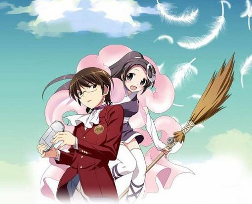 the world god only knows wallpaper. the world god only knows ii.