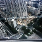 View from Tokyo Metropolitan Building no 1 South Observation
