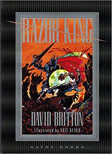 Razor King cover